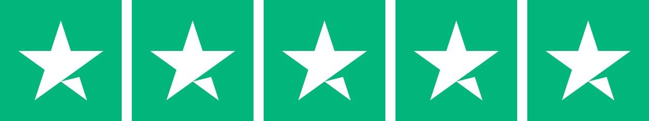 5 stjerner: Fremragende